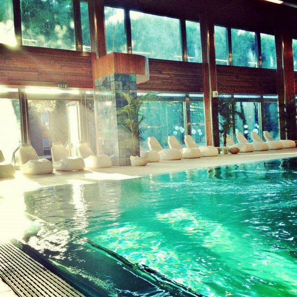 Terme benessere e massaggi hotel milano marittima cervia - Orari piscine milano ...