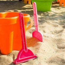 secchiello spiaggia