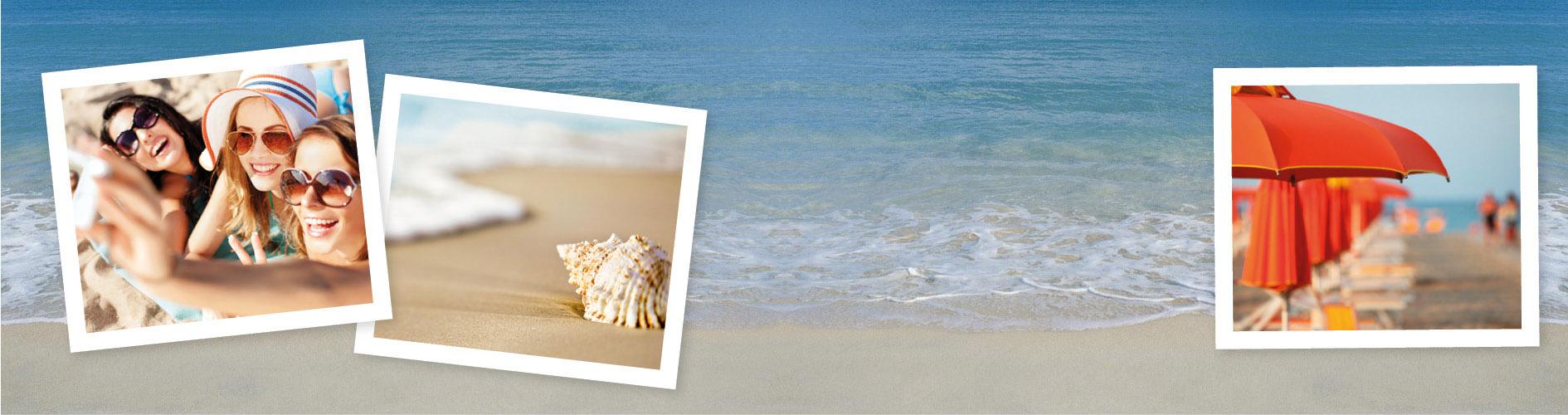 Spiaggia a scelta e buone cose da mangiare